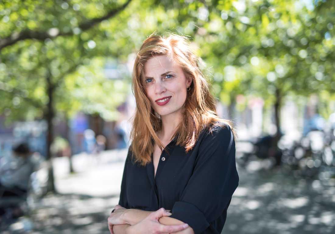 Lydia Sandgren fick Augustpriset för årets svenska skönlitterära bok.