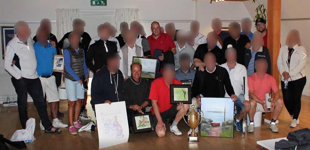 Partiledaren Jimmie Åkesson och flera SD-ledamöter var på plats under golftävlingen. Men det var bara Patrick Reslow och Stefan Jakobsson som krävde ersättning från riksdagen.