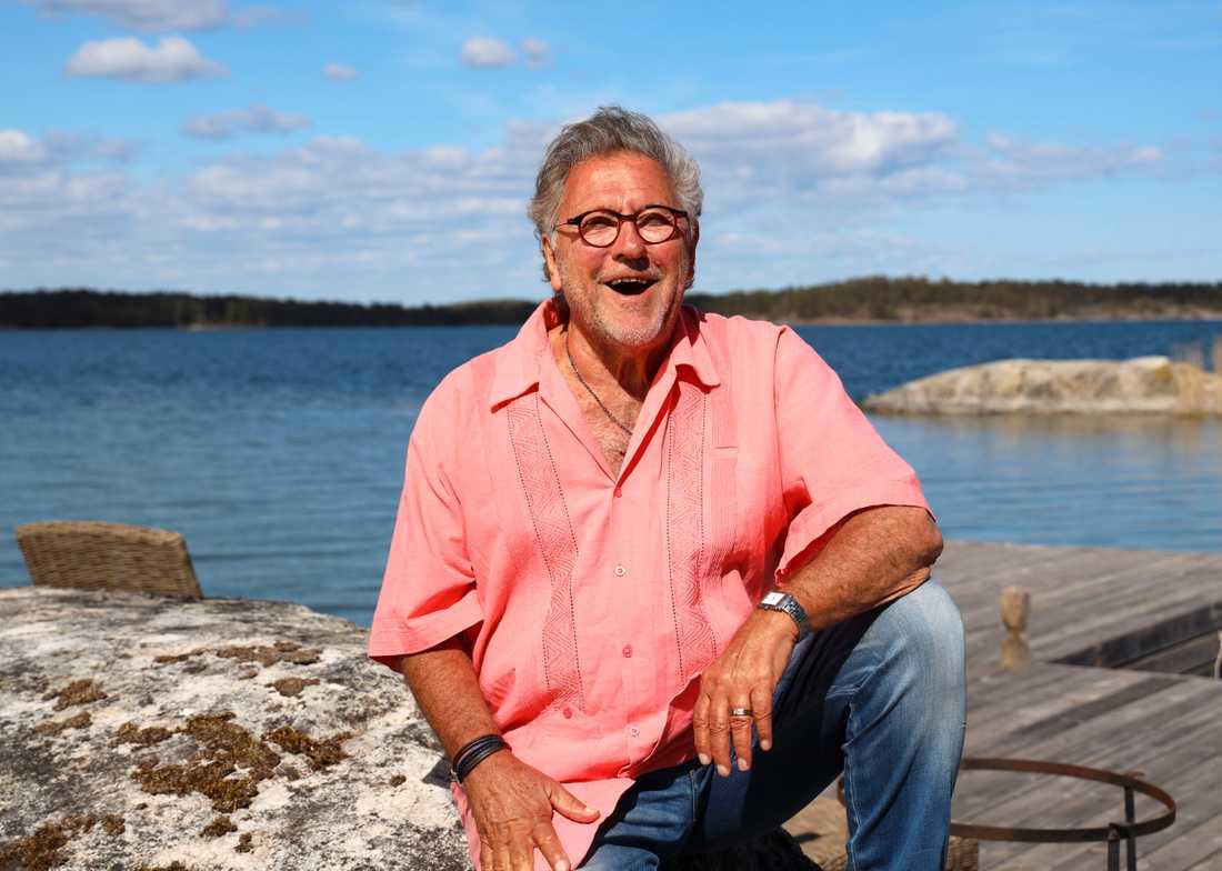 Terapi blev Tommy Körbergs räddning för att kunna hantera drickandet.