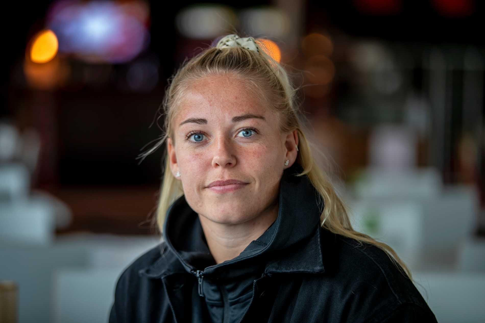 Therese Åsland.