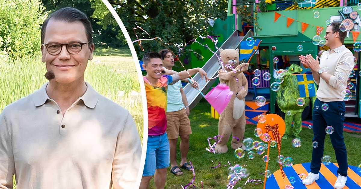 Starka reaktioner efter Daniels beslut – prinsens markering i SVT