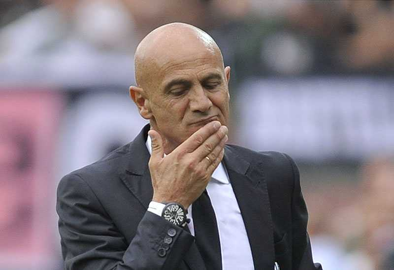 Sannino har bland annat tränat Siena.