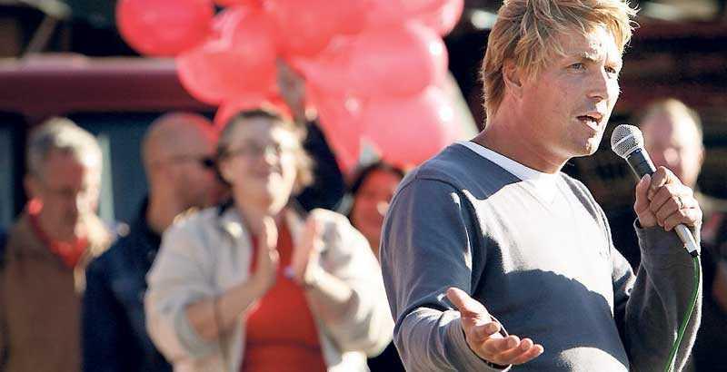 Med Thomas Bodström kan S bli ett 40-procentsparti igen, skriver insändaren.