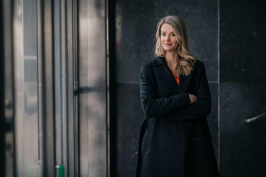 Maria Landeborn, senior strateg på Danske bank.