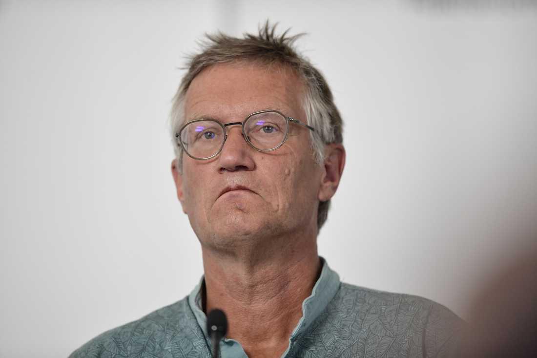 Anders Tegnell, statsepidemiolog Folkhälsomyndigheten. Arkivbild.