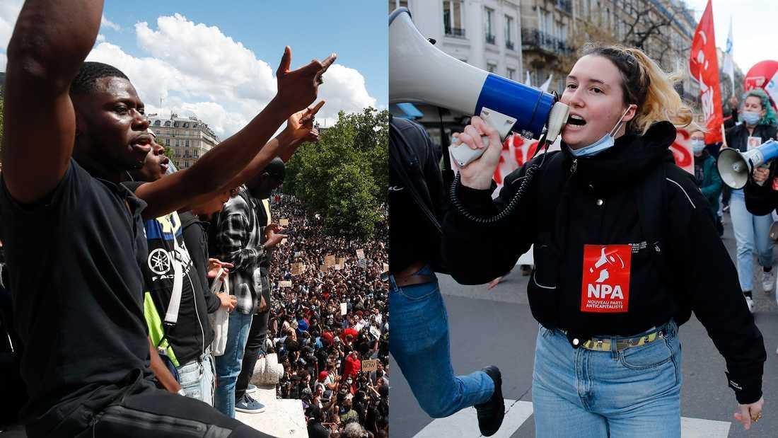 Vid Black lives matter-demonstrationerna i somras höjde en ny grupp fransmän sina röster mot diskriminering och orättvisor. Under vintern har anklagelser om vänster-islamism bland studenter på franska universitet skapat en het akademisk och politisk strid.