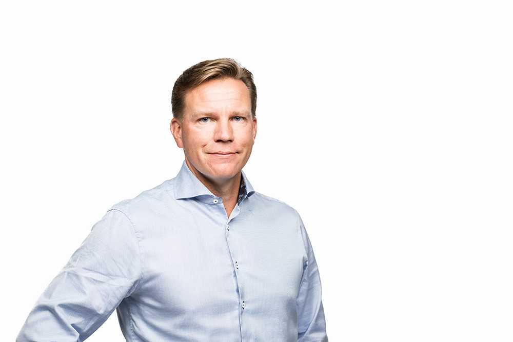 Jens Magnusson, privatekonom på SEB.