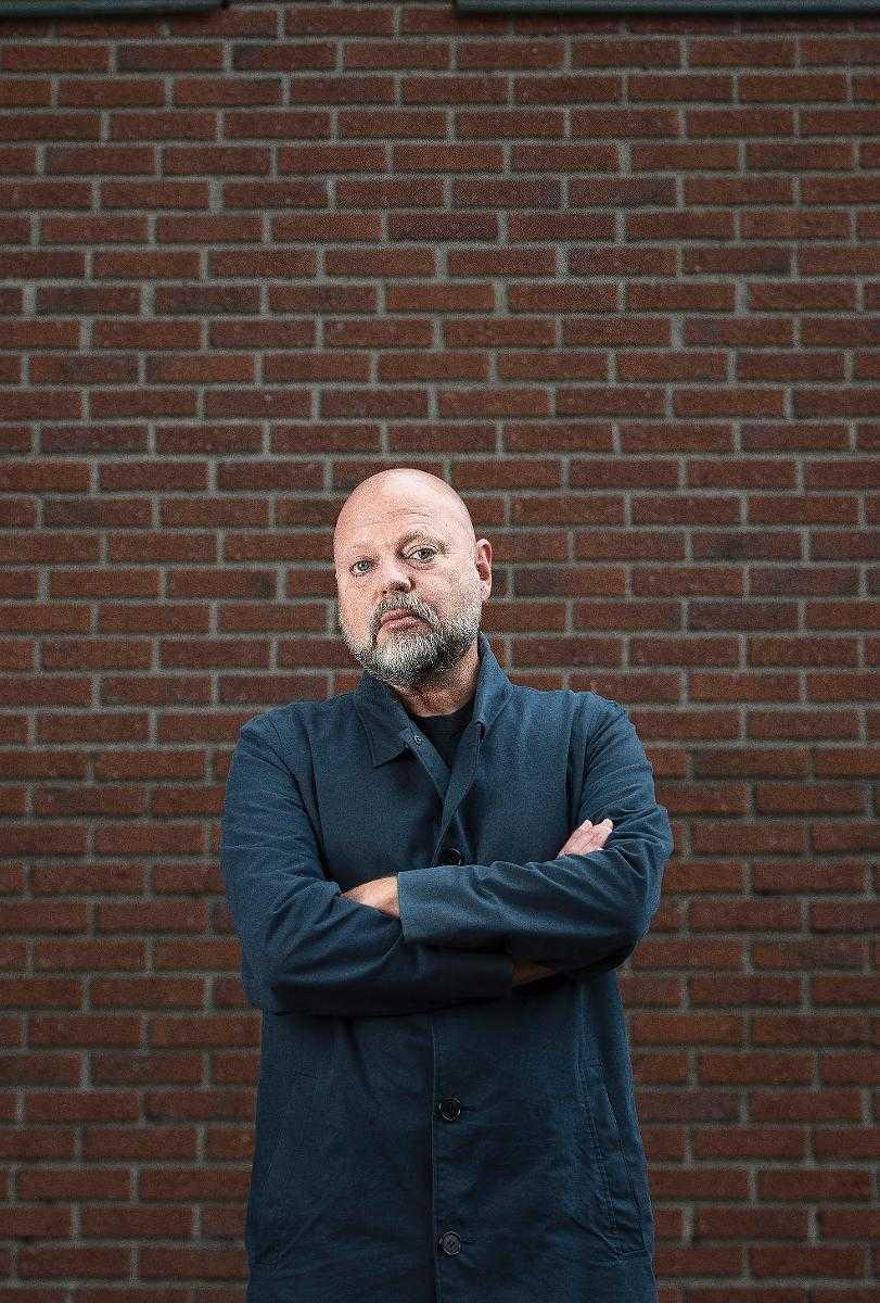 """Ny skiva. Peter LeMarc är just nu aktuell med singeln """"Den tunna tråden""""."""