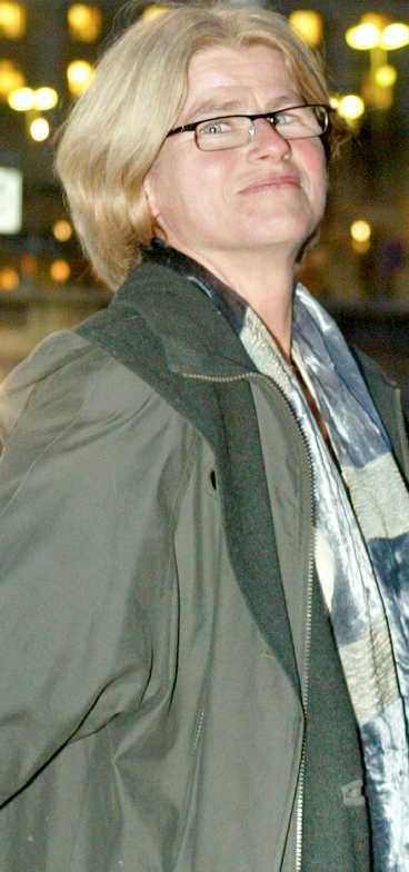 Karin Svensson Smith (mp), ledamot i riksdagens trafikutskott.