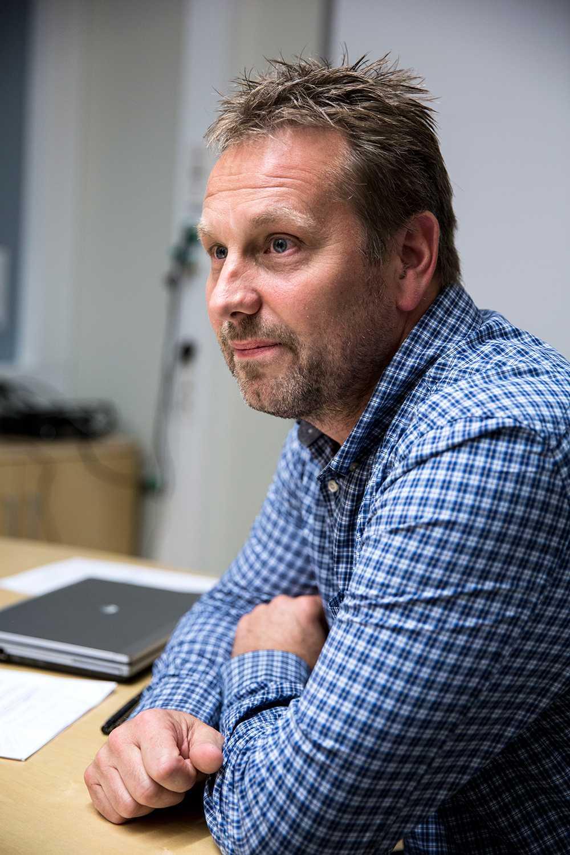 – Om inte jobben finns här måste ungdomarna åka dit de finns, säger Torbjörn Falk, förvaltningschef på Lärande och arbete.