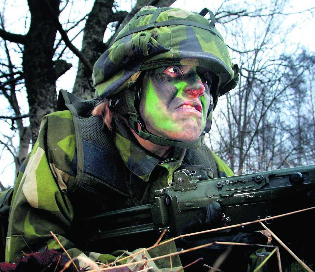 Militärjobb Till hösten ska Försvarsmakten börja rekrytera yrkesmilitärer. Det är arbetsförmedlingen som ska förmedla jobben.