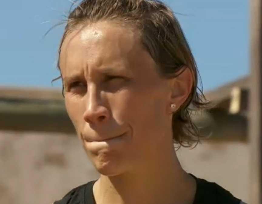 """Maria Rooth slutade på en tredjeplats i """"Mästarnas mästare""""."""