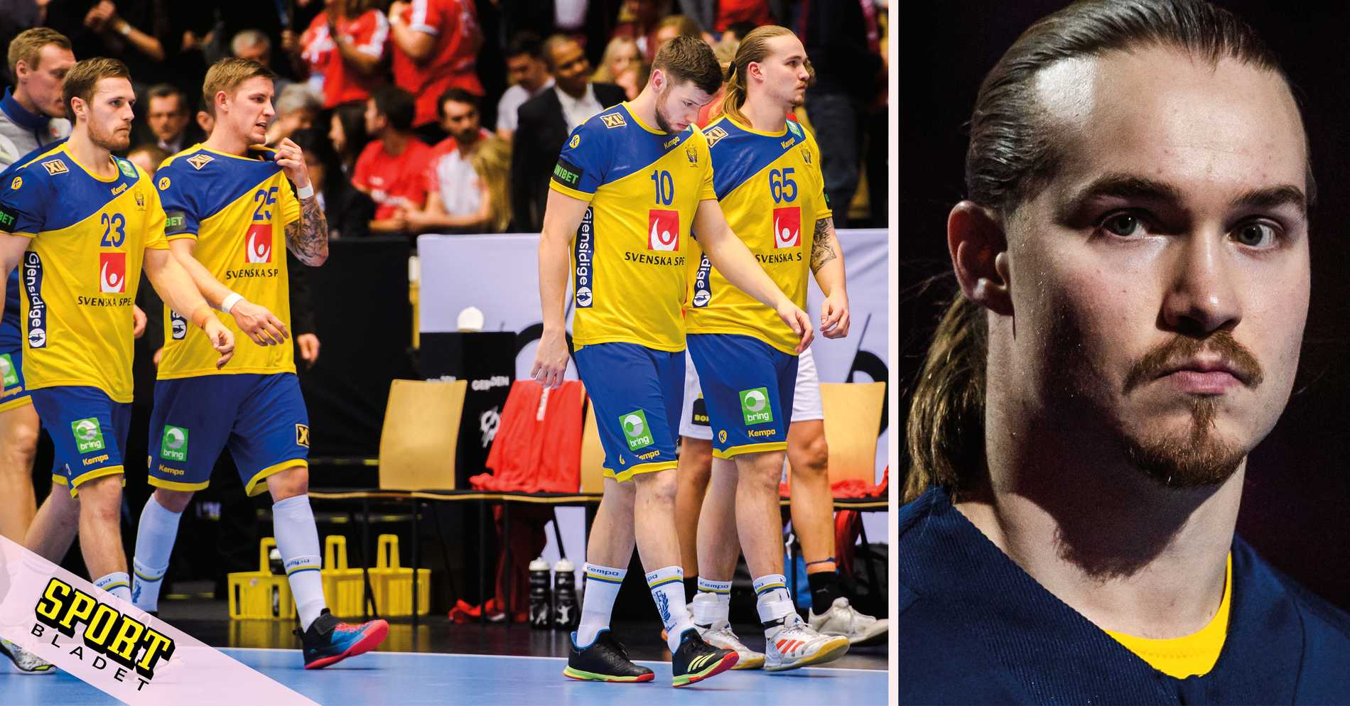 Lukas Nilsson tackar nej till handbolls-VM