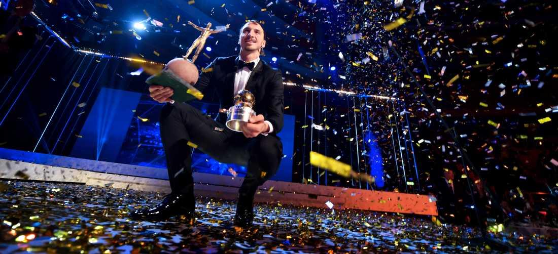 Zlatan Ibrahimovic är svensk fotbolls golden boy.