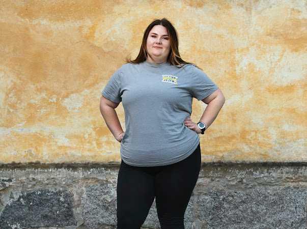 Uppsalabon Mona Eriksson, 23, ska vara med i årets upplaga av Biggest Loser.