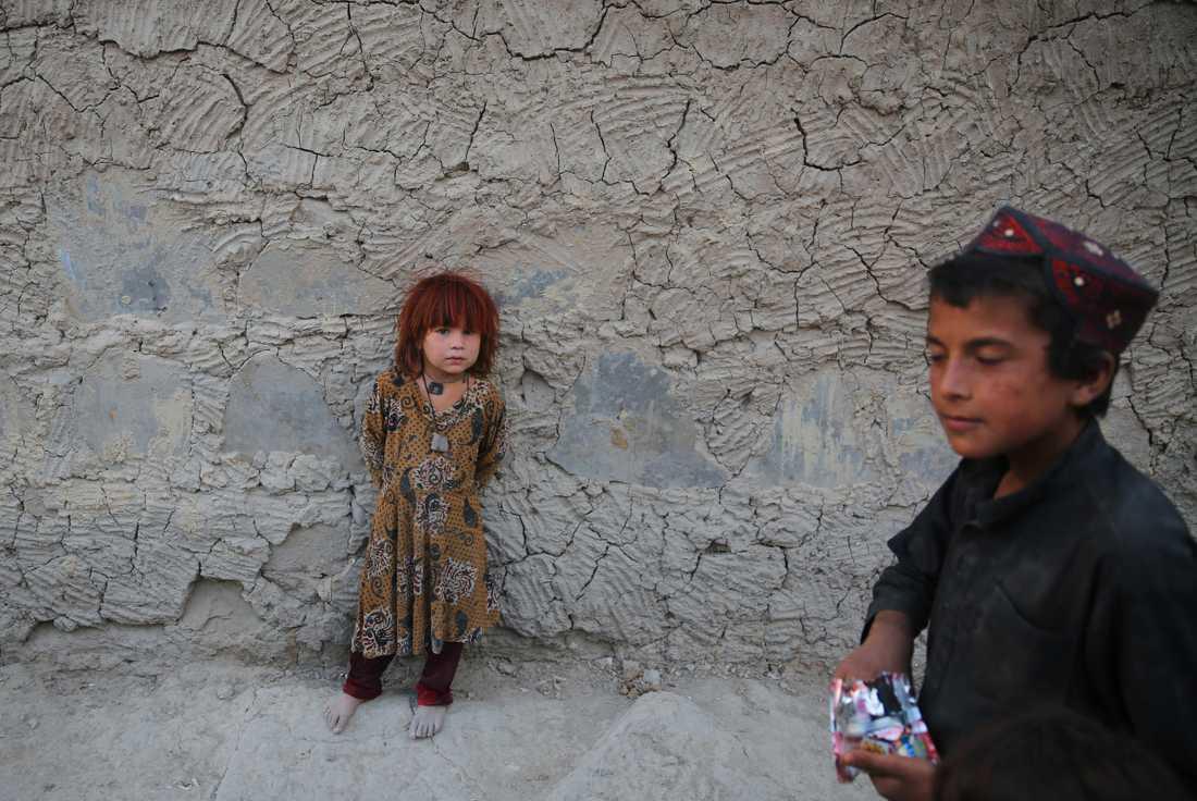 När allt fler trupper drar sig tillbaka från Afghanistan är oron stor att talibanernas makt över befolkningen kommer att växa. Arkivbild.