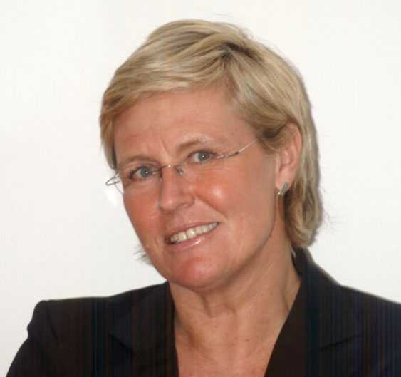 Karin Pettersson, överläkare