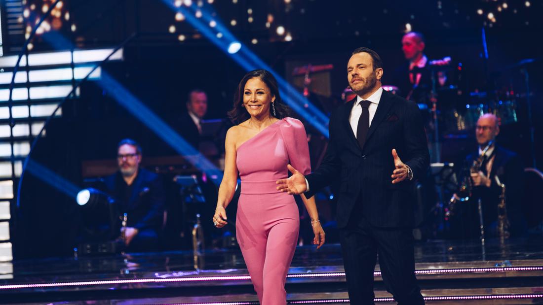 """På fredag sänder TV4 återigen ett specialavsnitt av """"Let's dance"""""""
