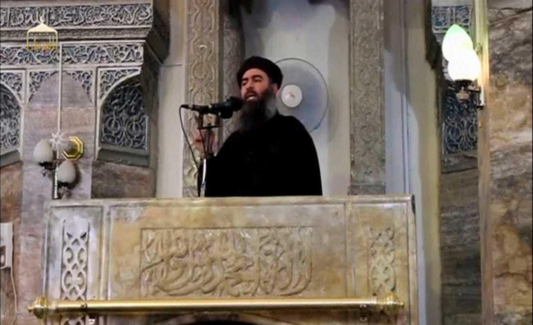 Baghdadi i Mosul.