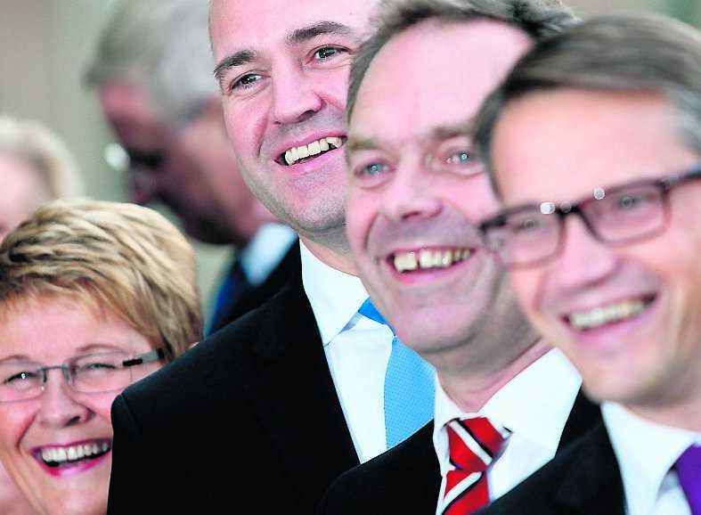 Enade Alliansen presenterar ny satsning klockan 13.40 idag. Aftonbladet sänder live.