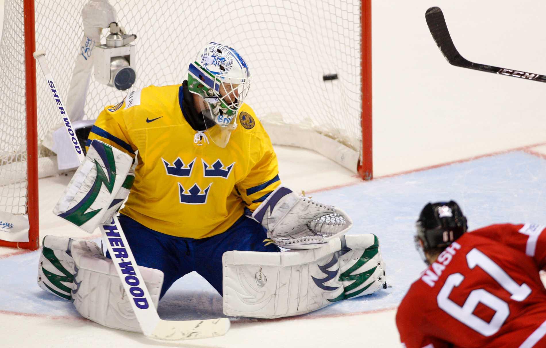 Erik Ersberg är nära HV71.