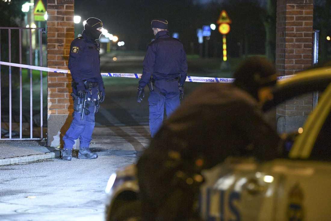 En 20-årig man sköts till döds på Segevång i Malmö den 5 december.