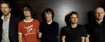 Digitala killar. Radiohead.