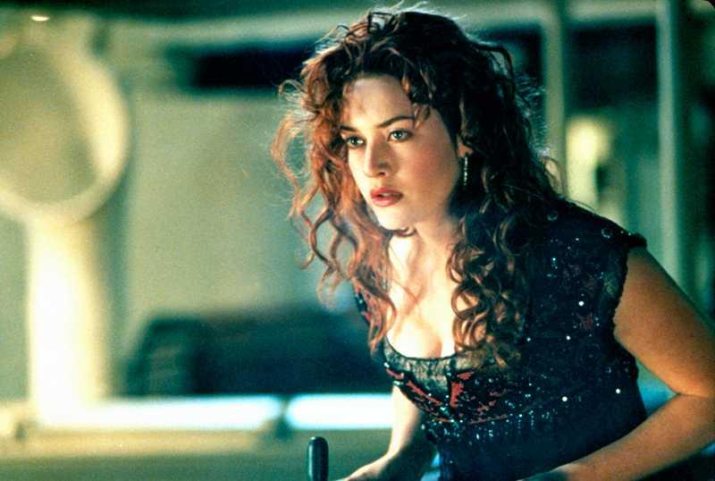 "Kate Winslet i ""Titanic""."
