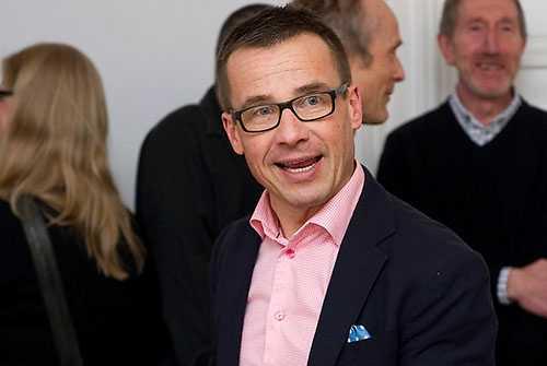 Ulf Kristersson, socialförsäkringsminister: