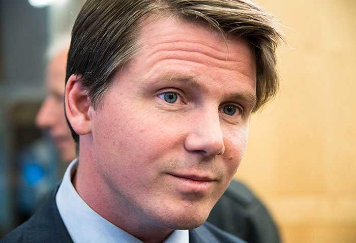 Erik Ullenhag.