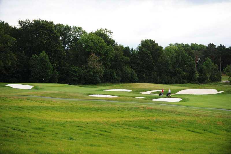 Bro Hof Slott Golf Club.
