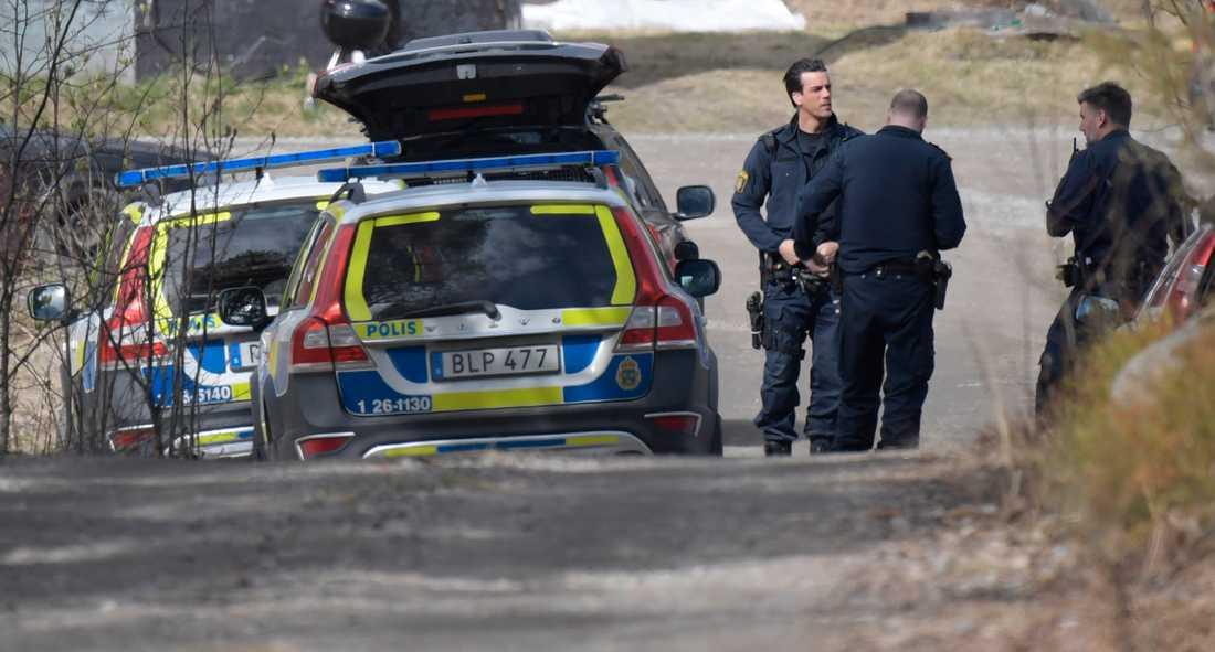Polisen misstänkte rätt snart att den tidigare pojkvännen hade med mordet på Tova Moberg att göra.