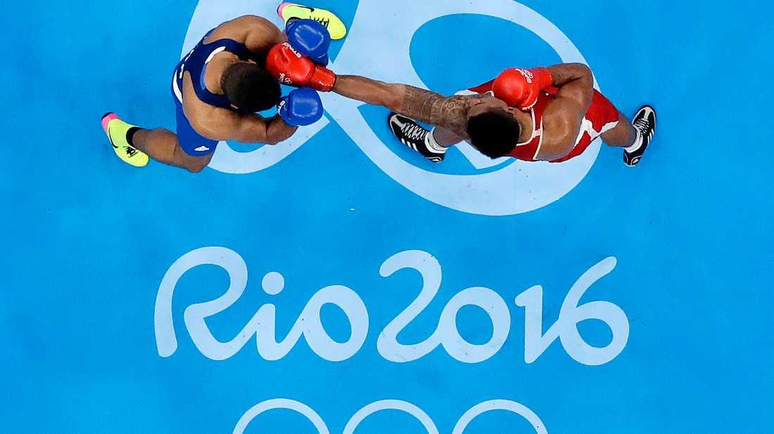 IOK försöker säkra trovärdiga och rättvisa resultat i boxning i OS 2020. Efter Rio 2016 stängdes 36 domare av. Arkivbild.