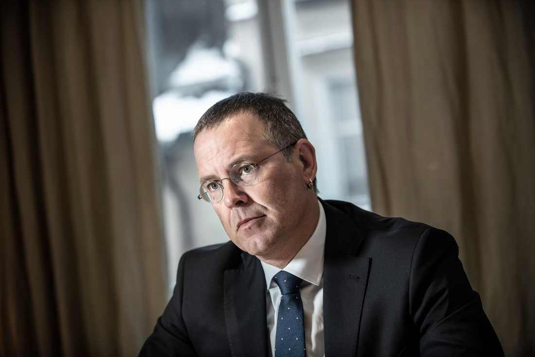 Anders Borg var finansminister i Fredrik Reinfeldts regering. Arkivbild.
