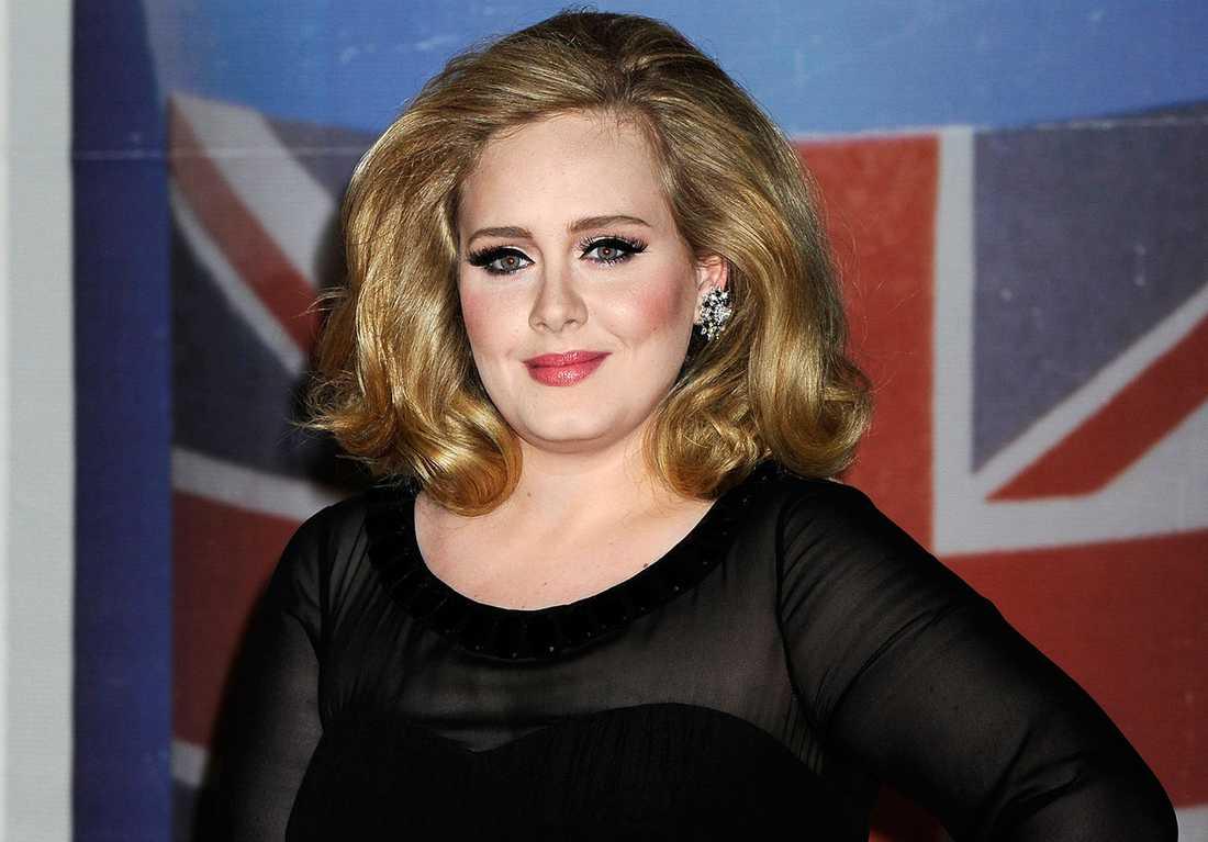 Adele – en av årets blockbusters.