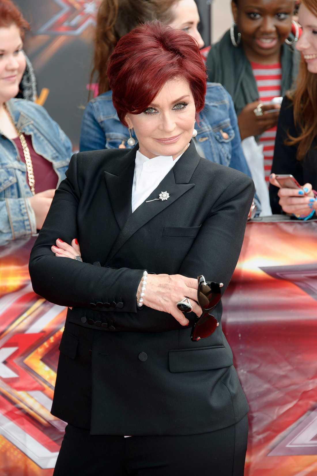Sharon Osbourne 2013.