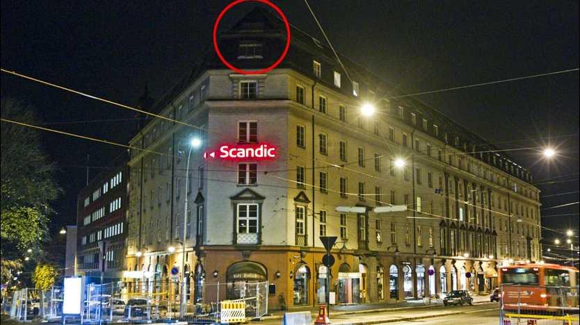 Här, i Oslo, hade den hemliga gruppen sitt högkvarter.