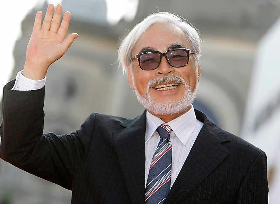 Hayayo Miyazaki, 73 år. Foto: AP
