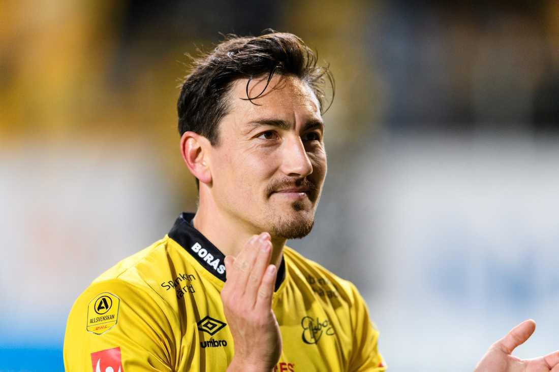 Ishizaki avslutade spelarkarriären i Elfsborg.
