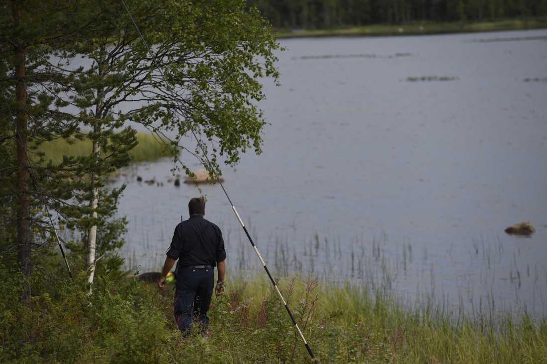 Polisen har inga som helst spår efter försvunna Olle, 80.