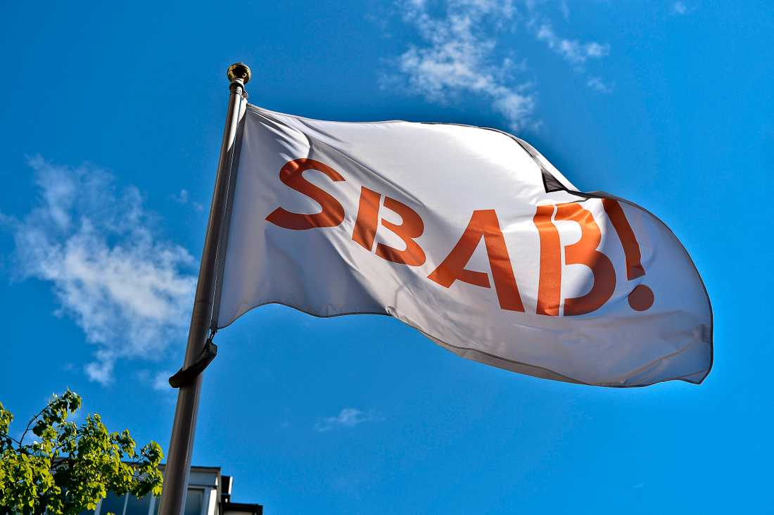 Statliga SBAB äter tillsammans med Länsförsäkringar, Skandia och andra utmanare upp en allt större del av storbankernas bolånekaka. Arkivbild