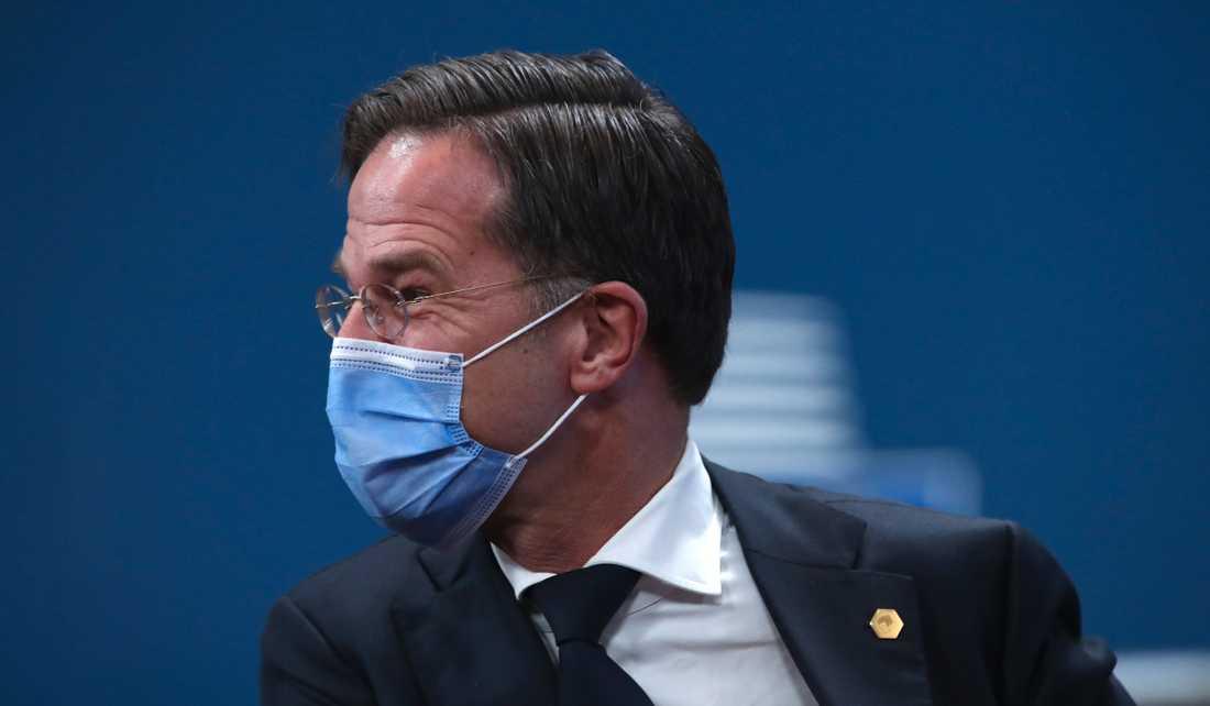 Nederländernas parlament röstade för en resolution om att ett folkmord pågår mot uigurer i Kina. Landets premiärminister Mark Rutte röstade emot. Arkivbild.