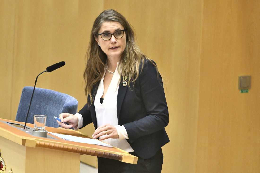 """""""Greta är inte vilken aktivist som helst"""", säger Janine Alm Ericson."""