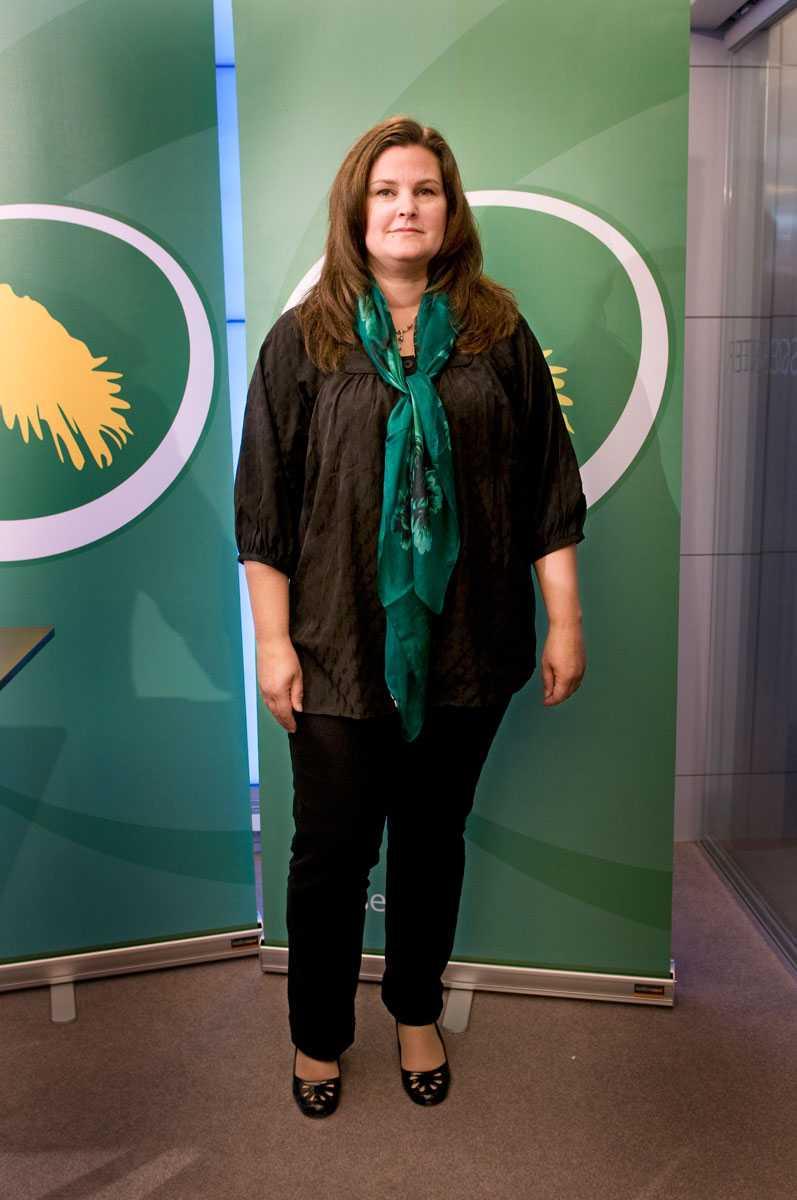 Mikaela Valtersson föreslås bli nytt språkrör för Miljöpartiet.