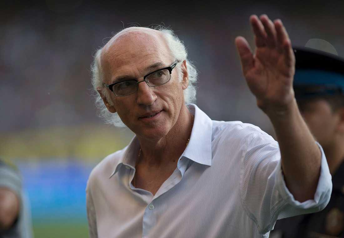 Carlos Bianchi.