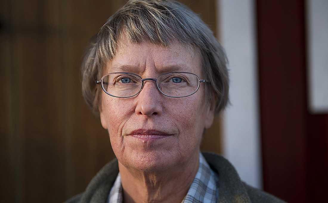 """""""Man kan bli sjuk utan att det är kosten som orskar det"""", säger LCHF-förespråkaren Annika Dahlqvist."""