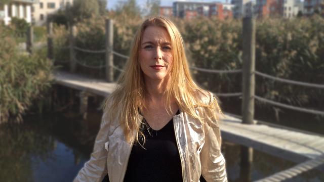 Pernilla Stålhammar, MP:s utrikespolitiska talesperson.
