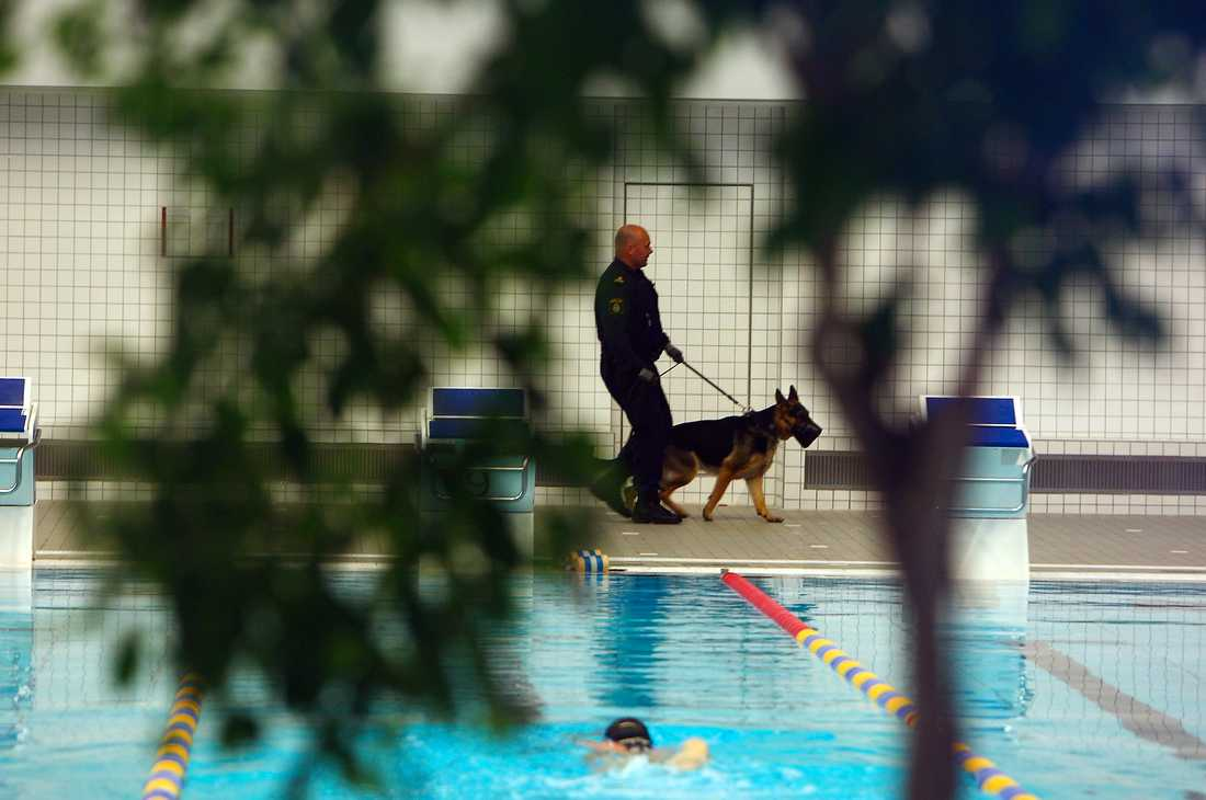 Eriksdalsbadet i Stockholm har och har haft allvarliga problem med sexuella trakasserier. Liberalernas Lotta Edholm tycker inte att åtgärderna räcker.
