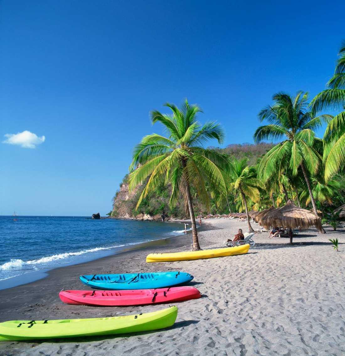 Seychellerna.