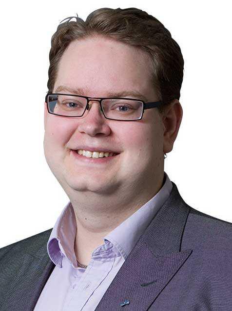 Daniel Andersson, kommunalråd (FP) i Linköping.